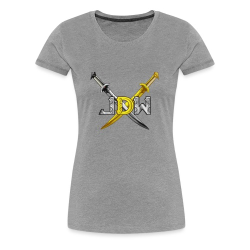 Jindeathwalk - T-shirt Premium Femme
