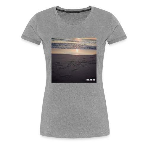 Wschód Słońca - Koszulka damska Premium