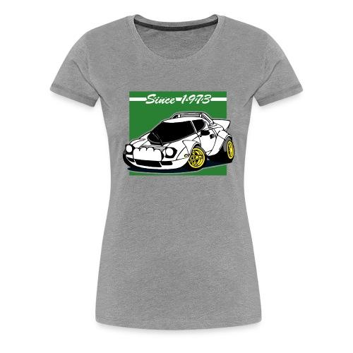 Since 1973 png - T-shirt Premium Femme