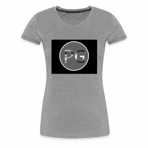 Psycho Gaming T-shirt Logo - Women's Premium T-Shirt