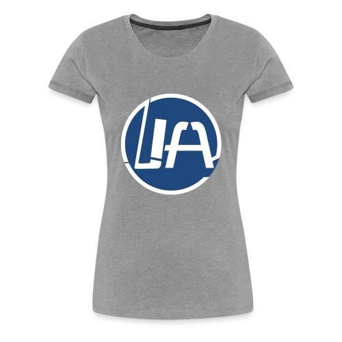 DJ LIFA MAIN - Women's Premium T-Shirt