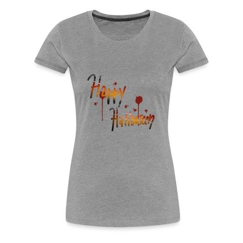 Happy halloween - T-shirt Premium Femme