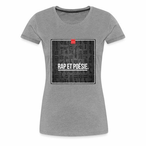trilogie - T-shirt Premium Femme