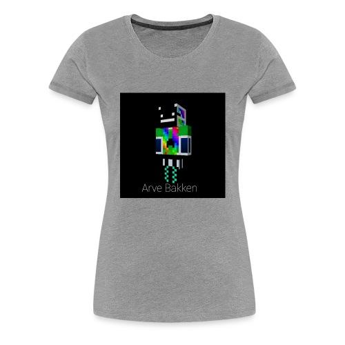 Arves Tshorte - Premium T-skjorte for kvinner