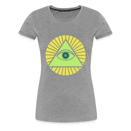 Illuminati - Women's Premium T-Shirt