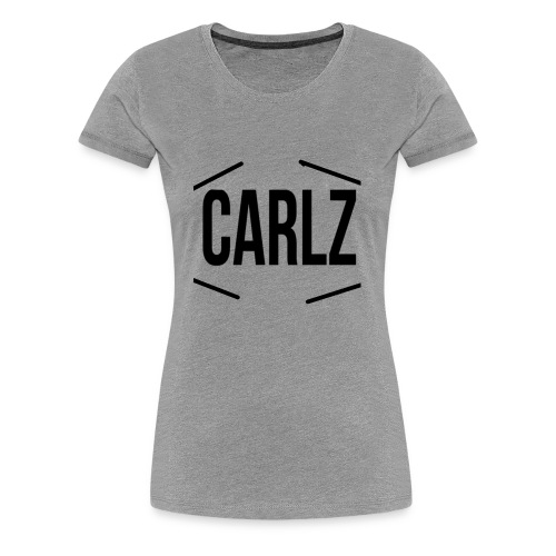 Carlz merch - Women's Premium T-Shirt