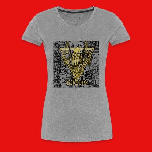 MyLiveMyRitus - Frauen Premium T-Shirt