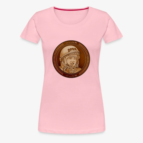 KIM Token - T-shirt Premium Femme