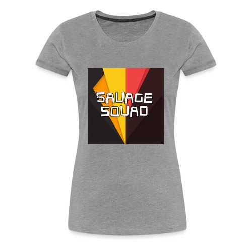 SavageSquad Gear - Women's Premium T-Shirt