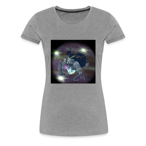 the Star Child - Women's Premium T-Shirt