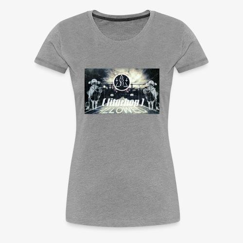 Liturhop Toxic - Camiseta premium mujer