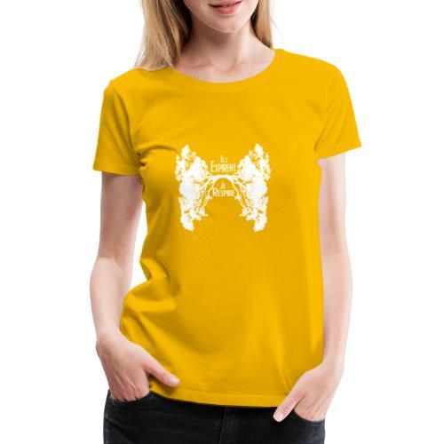 Oxygène blanc - T-shirt Premium Femme