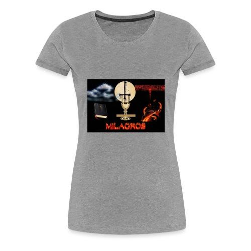 MILAGROS - Camiseta premium mujer