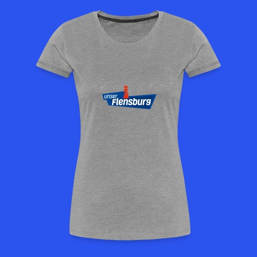 Unser Flensburg - Frauen Premium T-Shirt