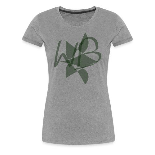 WB - Camiseta premium mujer