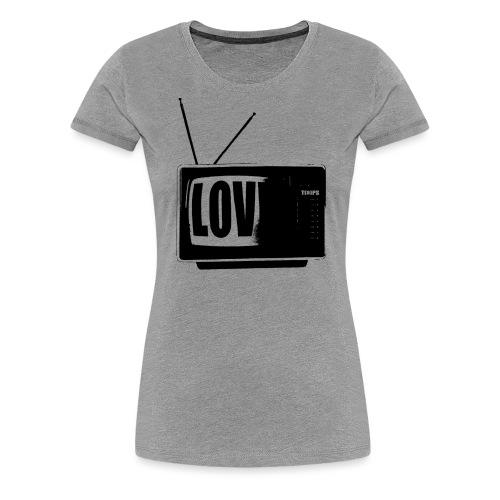 tomas kowal - love - Frauen Premium T-Shirt