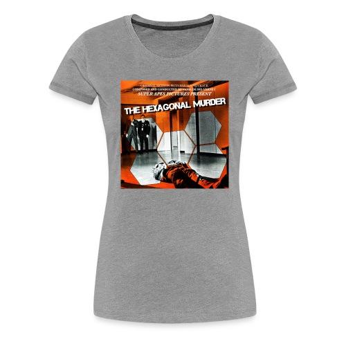 F jpg - T-shirt Premium Femme