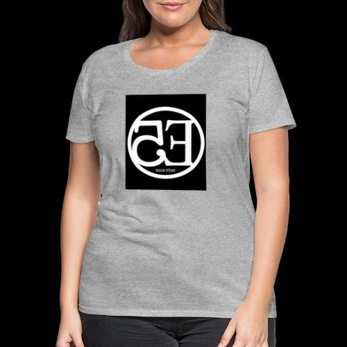 Egon2 - Premium-T-shirt dam