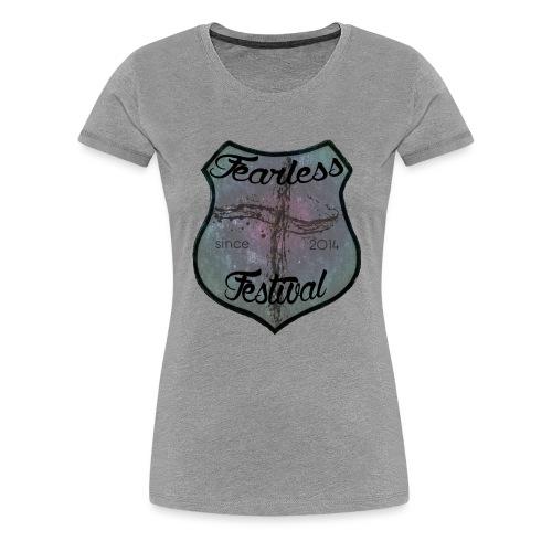 logo - Vrouwen Premium T-shirt
