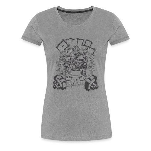Pull Schwarz - Frauen Premium T-Shirt