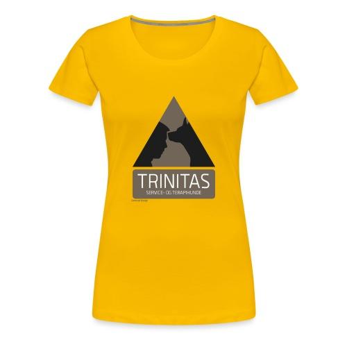 Trinitas Shirts - Dame premium T-shirt