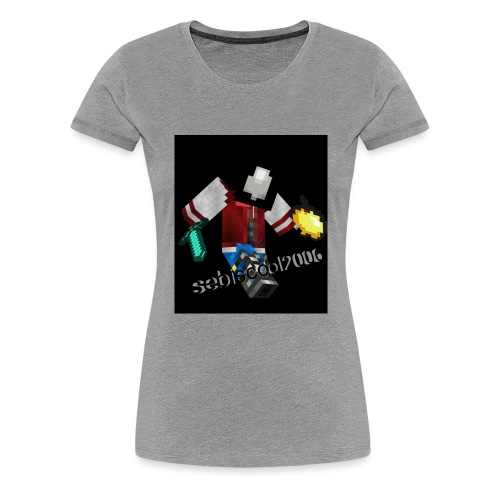 Sebastian yt - Dame premium T-shirt