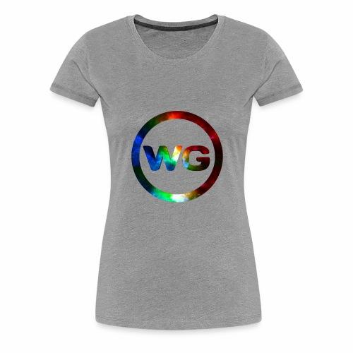 wout games - Vrouwen Premium T-shirt