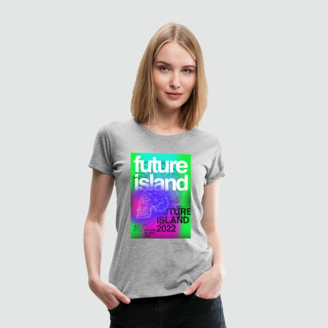 Future Island - Ghostbox II official T-Shirt