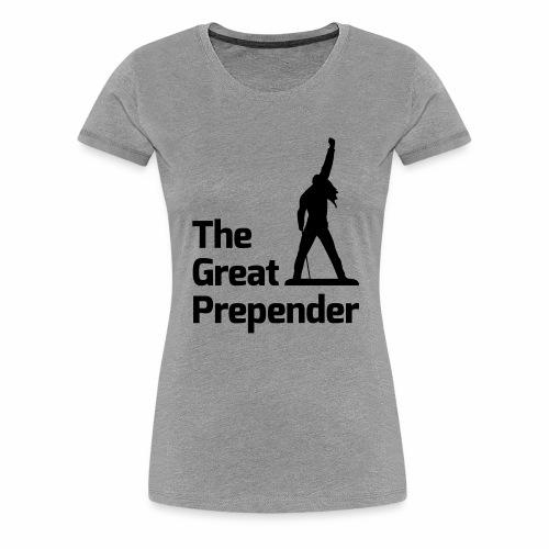 the-great-prepender - Vrouwen Premium T-shirt