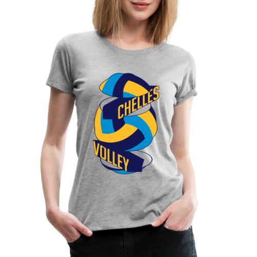 Cut ball - T-shirt Premium Femme