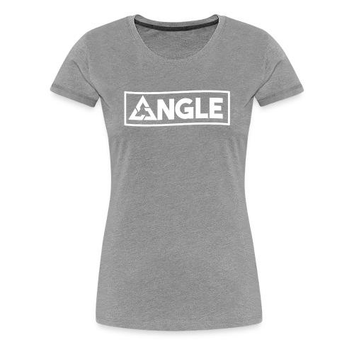 Angle Brand - Maglietta Premium da donna