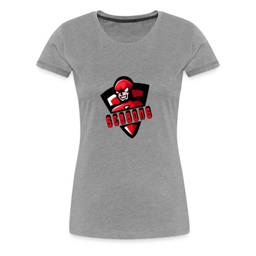 Sebbong Logo - Women's Premium T-Shirt