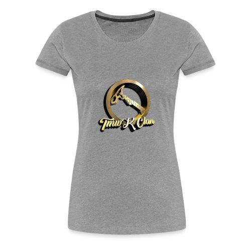 TmwK Clan - T-shirt Premium Femme