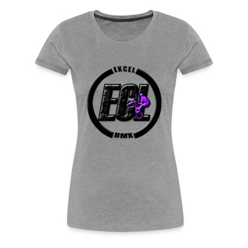 ECLBMX Logo - Women's Premium T-Shirt