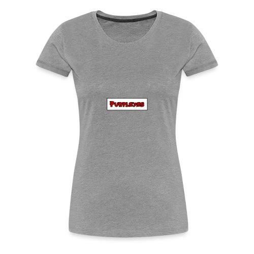 PURPLEYES - T-shirt Premium Femme