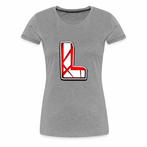 Leon Schmidt LOGO - Women's Premium T-Shirt