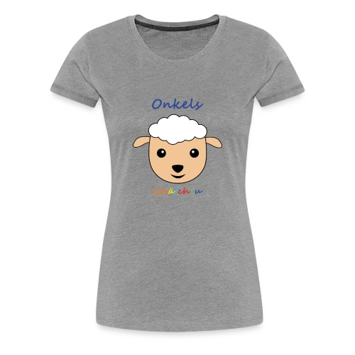 Onkels Schäfchen - Frauen Premium T-Shirt