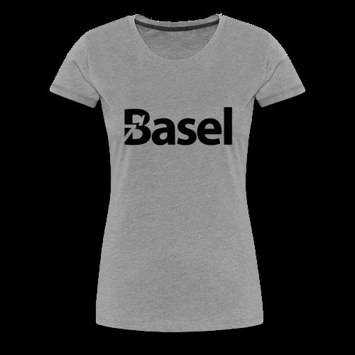 z' Basel - Frauen Premium T-Shirt