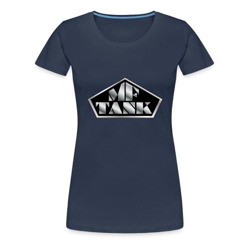 MFTANK FAN GOODY - Frauen Premium T-Shirt