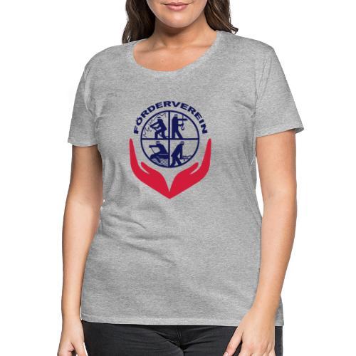 Symbol_FVFFG_3Color_NEU - Frauen Premium T-Shirt