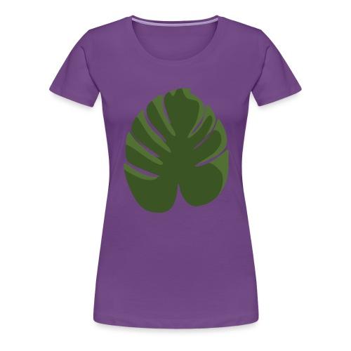 Green - Maglietta Premium da donna
