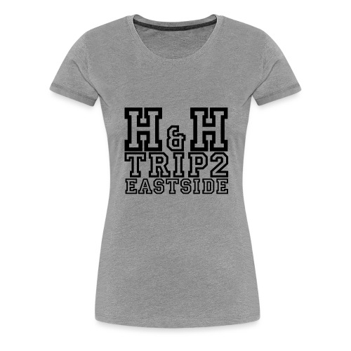Huschka cock - Women's Premium T-Shirt