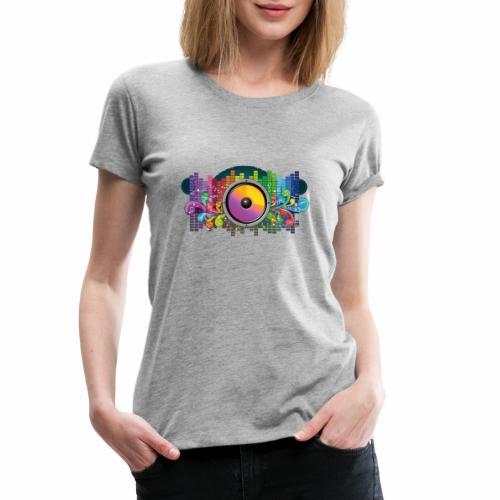Disco Disco - Frauen Premium T-Shirt