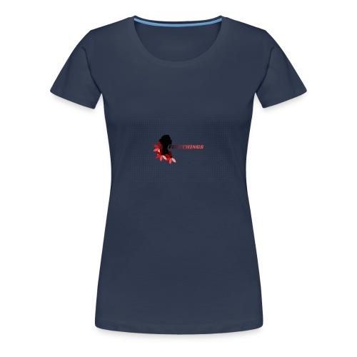 FINETHINGS - T-shirt Premium Femme