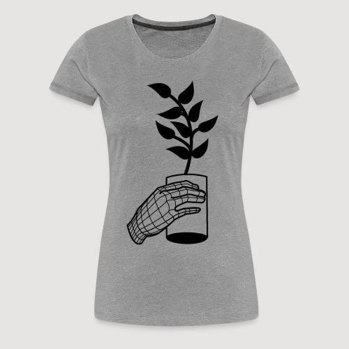 Plante - T-shirt Premium Femme