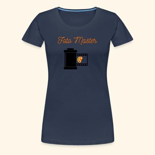 Foto Master 2nd - Dame premium T-shirt