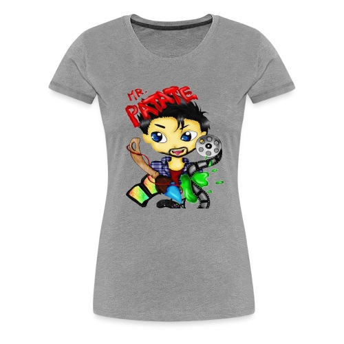 Mr Patate - T-shirt Premium Femme