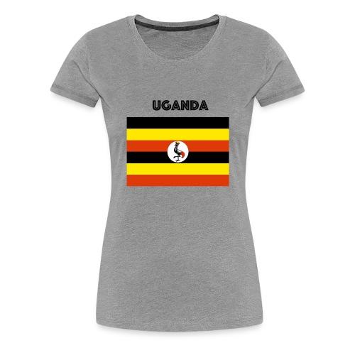 uganda shirt online - Women's Premium T-Shirt
