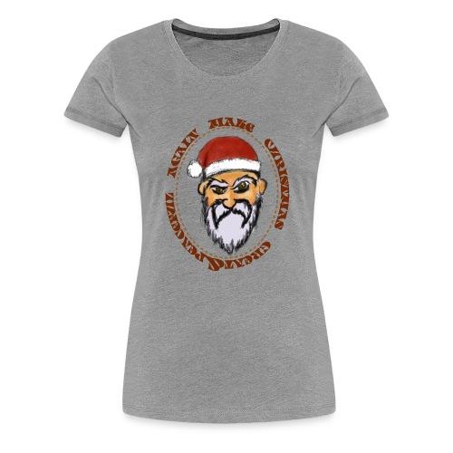 christmas tshirt - T-shirt Premium Femme