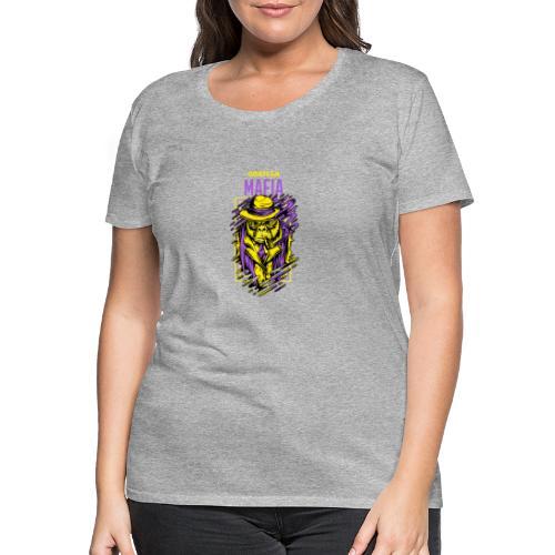 Gorilla Mafia - Frauen Premium T-Shirt